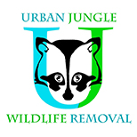 Urban Jungle Wildlife Removal Logo