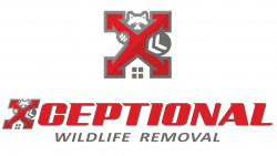 Xceptional Wildlife Removal Logo.